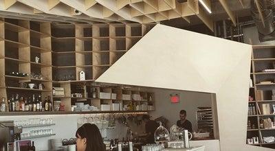 Photo of Cafe ODIN Cafe + Bar at 514 King St E, Toronto, ON M5A 1M1, Canada