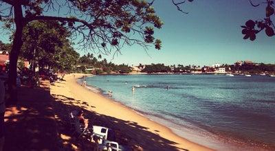Photo of Beach Praia de Meaípe at Av. Beira Mar, Guarapari, ES, Brazil