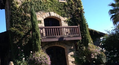 Photo of Tourist Attraction V. Sattui Winery at 1111 White Ln, Saint Helena, CA 94574, United States
