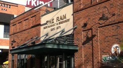 Photo of American Restaurant Ram Restaurant and Brewery at 2650 University Village, Seattle, WA 98105, United States