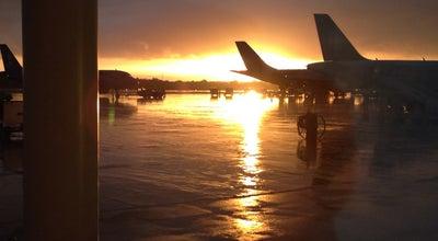 Photo of Airport Aeropuerto Internacional De Cancún (CUN) at Carretera Cancún-chetumal Km 22, Benito Juárez, Cancún 77500, Mexico