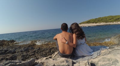 Photo of Island Jerolim Island at Hvar, Croatia