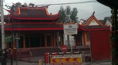 Photo of Temple Klenteng Liong Hok Bio at Jalan Pemuda, Magelang, Indonesia