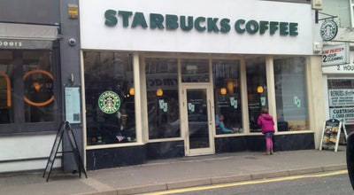 Photo of Coffee Shop Starbucks at 98 Poole Road, Bournemouth BH4 9EF, United Kingdom