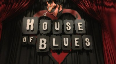 Photo of Tourist Attraction House of Blues Company Store at 1580 S Disneyland Dr, Anaheim, CA 92802, United States