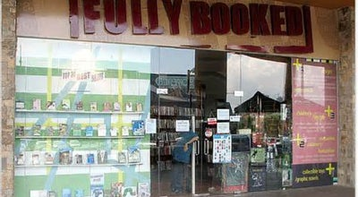 Photo of Bookstore Fully Booked at Promenade, Greenhills Shopping Center, San Juan 1502, Philippines