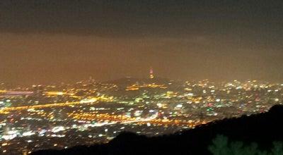 Photo of Mountain 아차산 (Achasan Mountain) at 광진구 광장동, South Korea