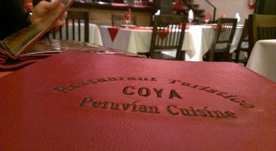 Photo of South American Restaurant Coya at Tucuman 874, Buenos Aires, Argentina