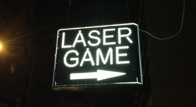 Photo of Tourist Attraction Lasergame Lasertag Budapest at Visegradi Utca 3., Budapest 1132, Hungary