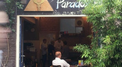 Photo of Cafe Paradox Coffeeshop at Eerste Bloemdwarsstraat 2-r, Amsterdam 1016 KS, Netherlands