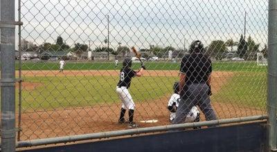 Photo of Baseball Field Robinwood Baseball Field at Huntington Beach, CA 92649, United States