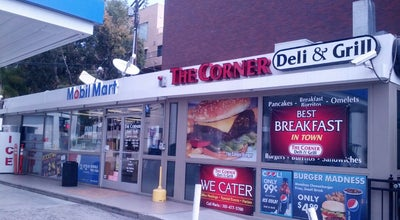 Photo of Restaurant The Corner Deli & Grill at 1660 S Sepulveda Blvd, Los Angeles, CA 90025, United States