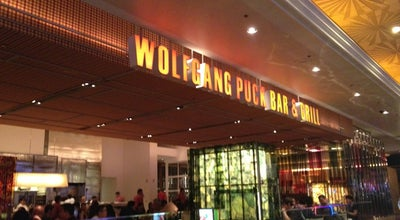 Photo of American Restaurant Wolfgang Puck Bar & Grill at 3799 Las Vegas Blvd S, Las Vegas, NV 89109, United States
