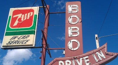 Photo of American Restaurant Bobo's Drive-In at 2300 S.w. 10th Ave, Topeka, KS 66604, United States