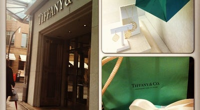Photo of Jewelry Store Tiffany & Co. at 723 Burrard Street, Vancouver, BC V6Z 2P1, Canada