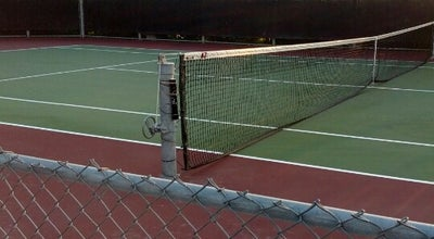 Photo of Tennis Court Tennis Courts At Peters Canyon Community Park at Irvine, CA 92602, United States