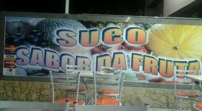Photo of Restaurant Suco Sabor Da Fruta at Rua Doutor Raul Abbott Escobar 206, Campos dos Goytacazes 28015-312, Brazil