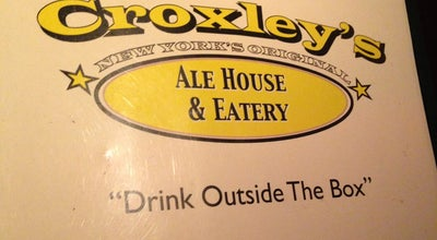 Photo of American Restaurant Croxley Ales Ale House at 129 New Hyde Park Rd, Franklin Square, NY 11010, United States