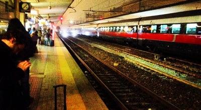 Photo of Train Station Bologna Centrale Alta Velocità at Bologne, Emilia-Romagna, Italy