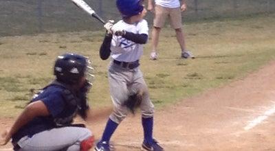 Photo of Baseball Field CrossTimber Ball Park at North Richland Hills, TX, United States