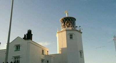 Photo of Lighthouse Lizard Lighthouse at Lighthouse Road, Lizard TR12 7NT, United Kingdom