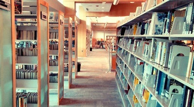 Photo of Restaurant Cameron Village Regional Library at 1930 Clark Ave, Raleigh, NC 27605, United States
