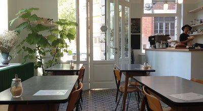 Photo of Cafe The Broken Arm at 12 Rue Perree, Paris 75003, France