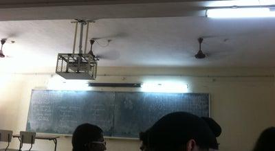 Photo of College Science Building SMV-Hexagon at Vit University, Vellore, India