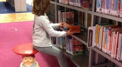 Photo of Library Bibliotheek Amstelland at Stadsplein 102, Amstelveen 1181 ZM, Netherlands