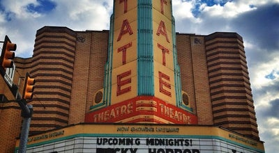 Photo of Indie Movie Theater State Theater at 233 S State St, Ann Arbor, MI 48104, United States