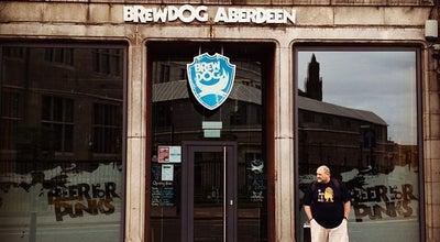 Photo of Bar Brewdog Aberdeen at 17 Gallowgate, Aberdeen AB25 1EB, United Kingdom