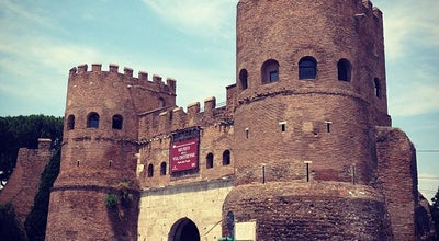 Photo of Historic Site Porta San Paolo at Piazzale Ostiense, Roma 00153, Italy
