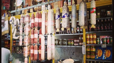Photo of Italian Restaurant Molinari Deli at 373 Columbus Ave, San Francisco, CA 94133, United States