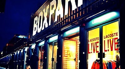 Photo of Tourist Attraction Boxpark Shoreditch at 2-10 Bethnal Green Road, London E1 6GY, United Kingdom