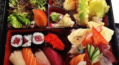 Photo of Japanese Restaurant Eat Tokyo at 18 Hillgate Street, London W8 7SR, United Kingdom