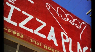 Photo of Italian Restaurant The Pizza Place on Noriega at 3901 Noriega St, San Francisco, CA 94122, United States