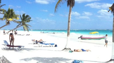 Photo of Beach Playa Paraiso at Carretera Boca Paila Tulum Km 1.5, Tulum 77780, Mexico