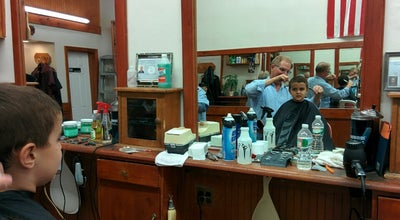 Photo of Other Venue Ray's Barber Shop at 634 W 207th St, New York, NY 10034
