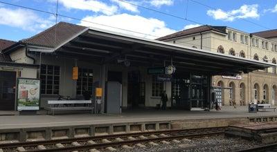 Photo of Restaurant HAUPTbahnhof at Im Hauptbahnhof, Europaplatz, Tübingen 72072, Germany