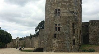 Photo of Castle Château de Dinan at 9 Rue Du Château Dinan, Dinan, France