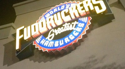 Photo of American Restaurant Fuddruckers at 10680 Nw 19th St, Doral, FL 33172, United States