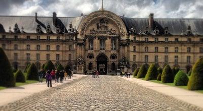 Photo of Historic Site Hôtel National des Invalides – Musée de l'Armée at Esplanade Des Invalides, Paris 75007, France