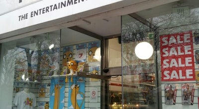 Photo of Bookstore Forbidden Planet at 24 Hanover Buildings, Southampton SO14 1JU, United Kingdom