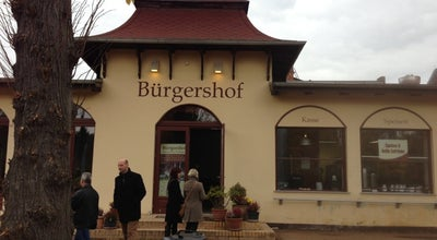 Photo of Restaurant Bürgershof at Waldmuellerstr. 4, Potsdam 14482, Germany