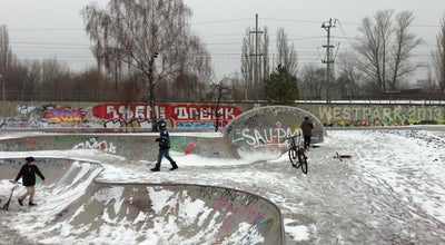 Photo of Skate Park Skatepark am Gleisdreieck at Yorckstr., Berlin 10963, Germany