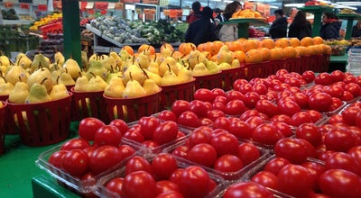 Photo of Farmers Market Marché Jean-Talon at 7070 Avenue Henri-julien, Montréal, QC H2S 3S3, Canada