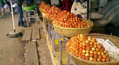 Photo of Tourist Attraction Dalat Market at City Center, Da Lat, Vietnam