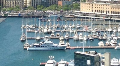 Photo of Harbor / Marina OneOcean Port Vell Barcelona at Carrer Escar, 26, Barcelona 08039, Spain