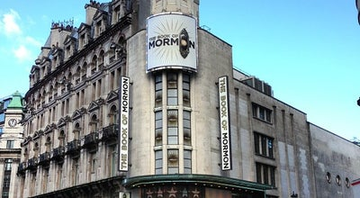Photo of Theater Prince of Wales Theatre at 31 Coventry St, London W1D 6AS, United Kingdom