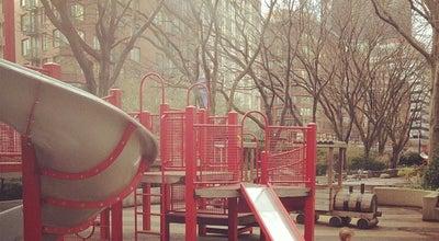 Photo of Playground Washington Market Park at Greenwich St, New York, NY 10013, United States